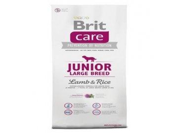 BRIT CARE 1 kg JUNIOR L+R LB granule pro psy