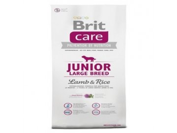 BRIT CARE 12 kg JUNIOR LB L+R