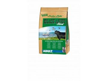 Black Angus Adult, 5 kg granule lisované za studena, hovězí maso granule pro psyMarkus Mühle BLACK ANGUS ADULT 5kg granule lisovane za studena pro psy