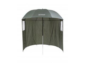Deštník s bočnicemi Easy pro rybáře na ryby habeo.cz