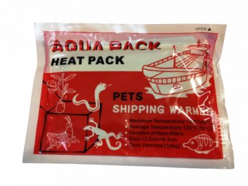 Topný sáček na přepravu zvířat 40h| Heat Pack
