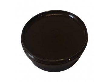 Plastová krabička hnědá (250ml)