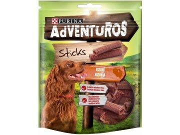 Adventuros stick s bizoní příchutí 120 g 3c39f3dd23c2457e2b8783bb1085460f