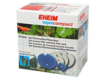 Náplň EHEIM filtrační sada pro Aquacompact 40 / 60