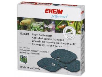 Náplň EHEIM molitan uhlíkový Experience 150/250/250T 3ks