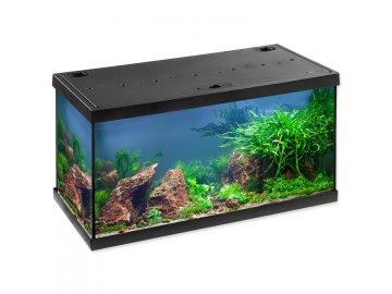 Akvárium set EHEIM Aquastar LED černé, 60 x 30 x 30 cm  akvárium na prodej Habeo.cz