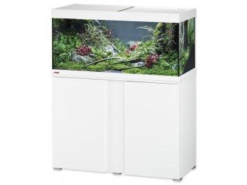 akvarium na prodej online, akvárium na zakázku na Habeo.cz Akvárium set se stolkem EHEIM Vivaline LED bílé