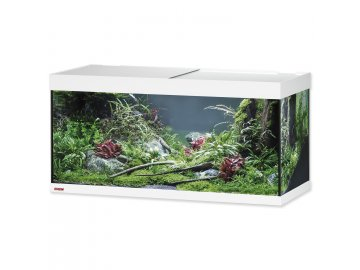 Akvárium set EHEIM Vivaline LED bílé, 100 x 40 x 45 cm