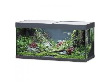 akvarium na prodej online, akvárium na zakázku na Habeo.cz Akvárium set EHEIM Vivaline LED antracitové, 100 x 40 x 45 cm