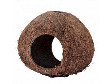 Kokosová skořápka celá se 2 otvory