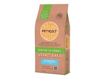 PETKULT dog STARTER lamb/rice 12 kg habeo.cz