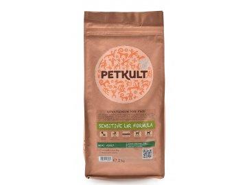 PETKULT dog MINI ADULT lamb/rice 2 kg habeo.cz