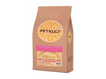 PETKULT cat PROBIOTICS KITTEN 2 kg habeo.czpetkult cat sac 2 kg 2016 3d kitten probiotic