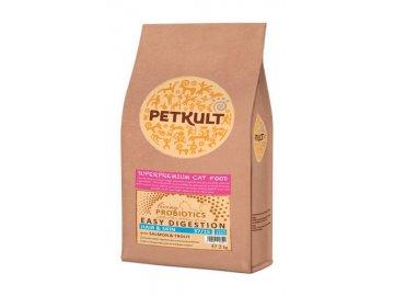 PETKULT cat PROBIOTICS HAIR/skin 2 kg habeo.cz petkult cat sac 2 kg 2016 3d hairskin probiotic