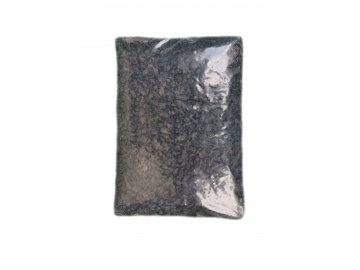 Akvarijní štěrk černý 7-9 mm (2 litry – cca 2,5 kg)