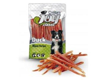 Calibra Joy Dog Classic Duck Strips 250 g NEW habeo.cz