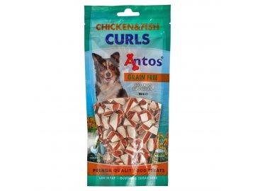 chicken en fish curls 100 gr 1617966123