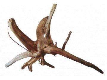 Borovicový kořen z vřesoviště extra - máčený č. 5 přírodní kořen dekorace do akvária do terária