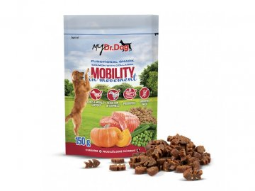 61 253 pamlsky mydr dog mobility in movement 150g