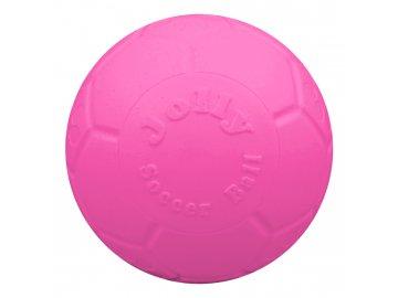 jolly soccer ball pink