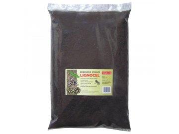 lignocel 10 litrů kokosový substrát do terária pro pavouky pro pěstování