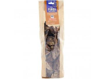 Sušené hovězí plíce 100 g pamlsek pro psa