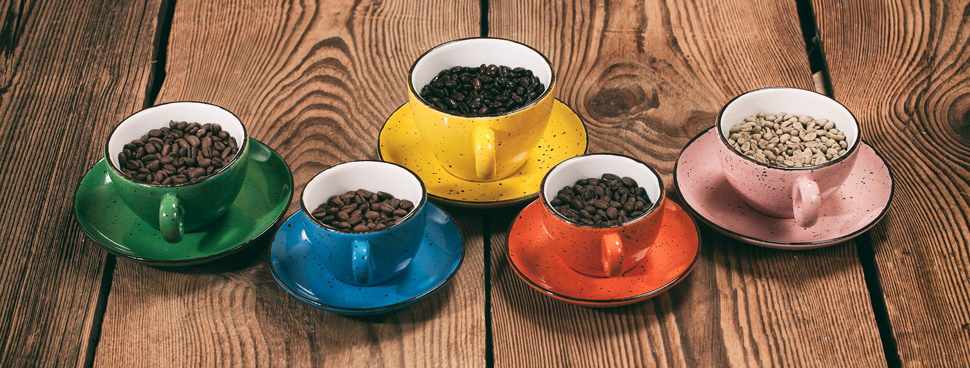 Šáločky na kávu