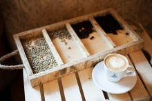 Cappuccino Habesh Coffee