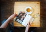 Kniha a kava
