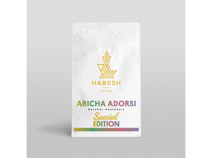 Aricha Natural Anareobic 250 g - Habesh Special Edition