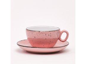 Latte šálka - rôzne farby