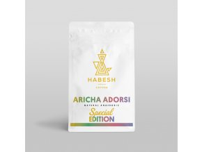 Etiópska káva Habesh Special Edition - Aricha Natural Anareobic 250 g  Výberová káva Etiópia