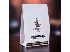 Etiópska káva Habesh Original 250 gr.