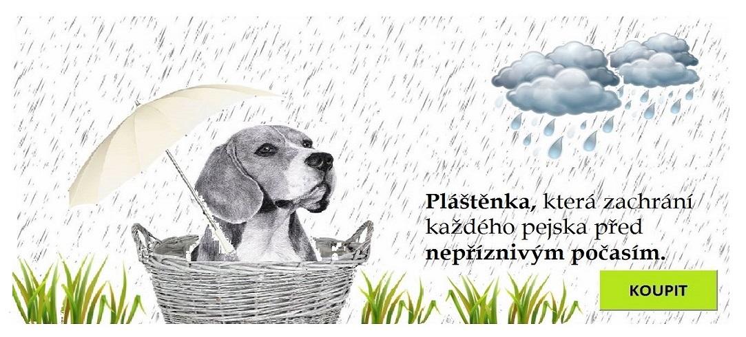 Zataženo, občas déšť