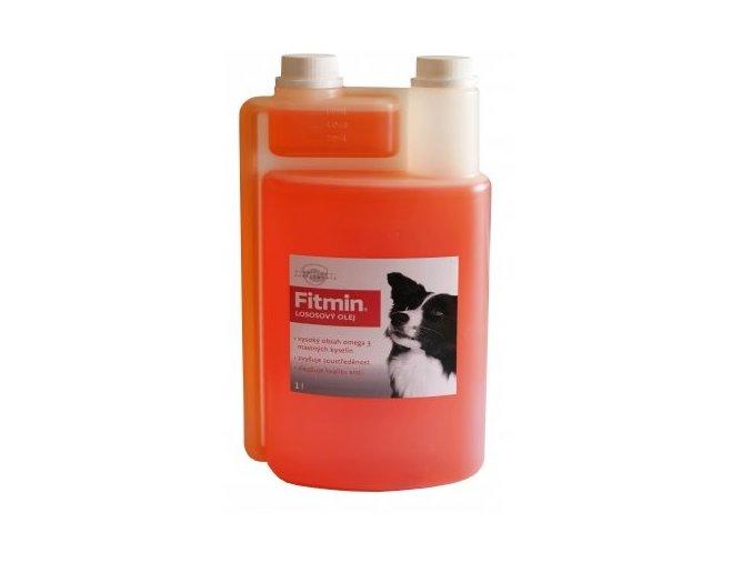 Fitmin dog Lososový olej 1l