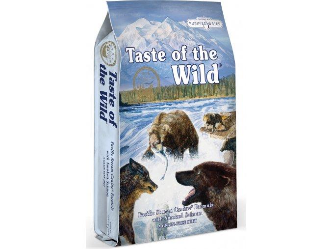 Taste of the Wild Pacific Stream uzený losos 5,6kg