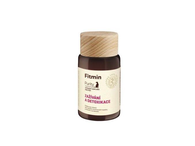 Fitmin dog Purity Zažívání a detoxikace tablety 70 ks