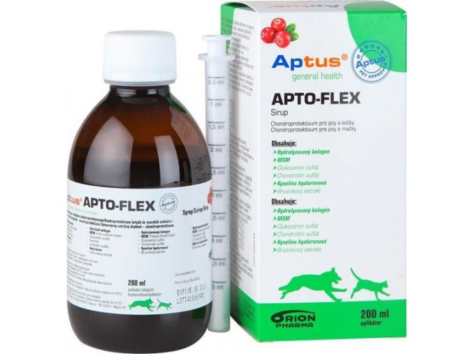 Aptus APTO-FLEX VET sir. 200 ml