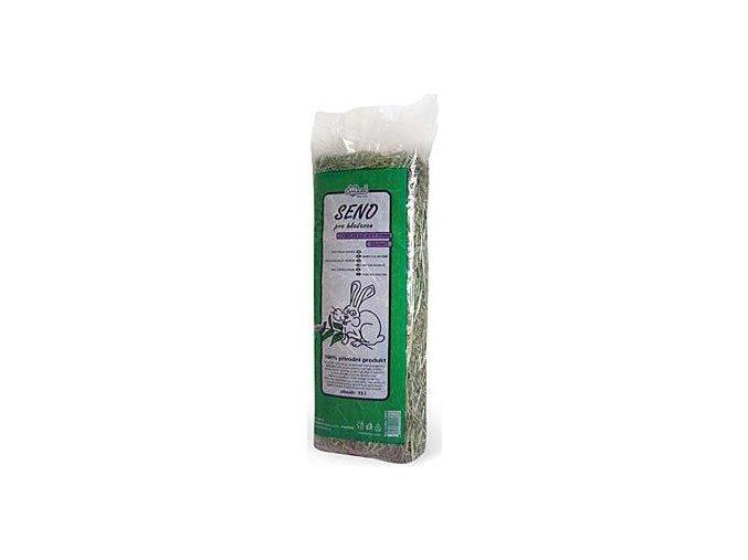 Seno LIMARA krmné lisované 15 litrů