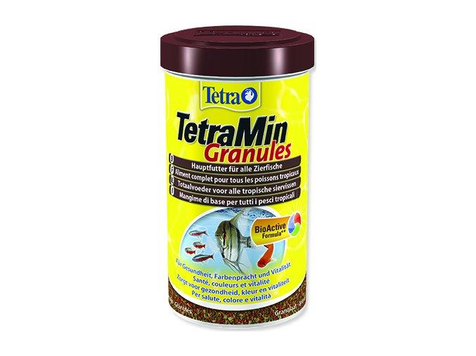 Tetra Min - granulky 500ml