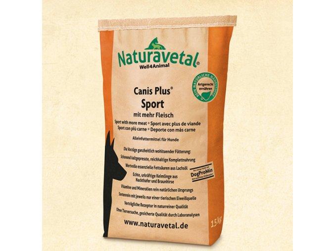 Naturavetal Canis Plus Sport 15kg 2075