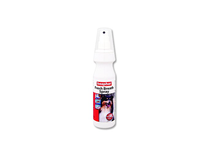 Beaphar spray proti zápachu z tlamy 150 ml