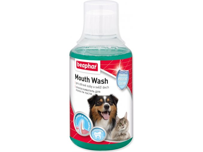 Beaphar Mouth Wash ústní voda 250 ml