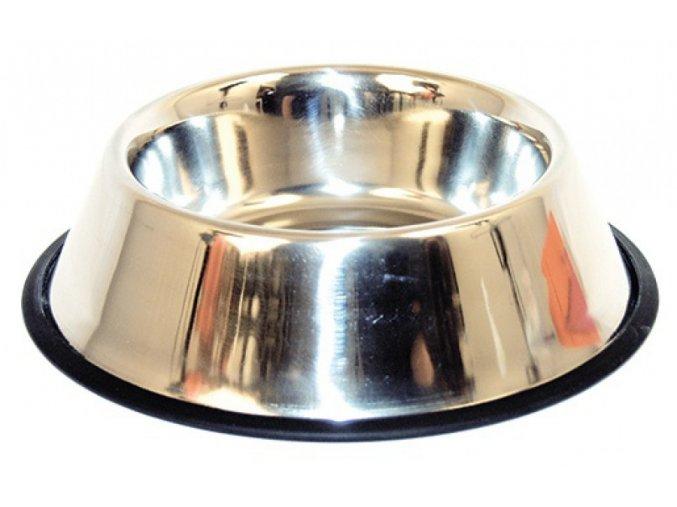 miska dog fantasy nerezova s gumou 33 cm 2 8l original