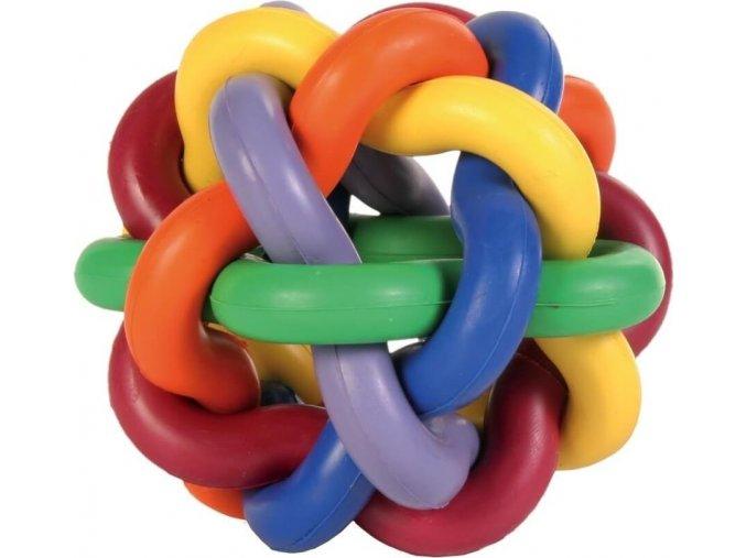 Hračka TRIXIE gumový míček 7 cm 1ks