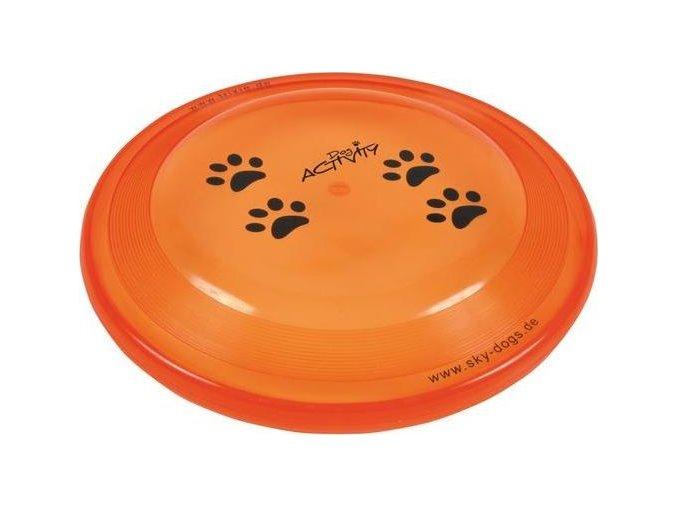 Dog Activity plastový létající talíř/disk 23 cm