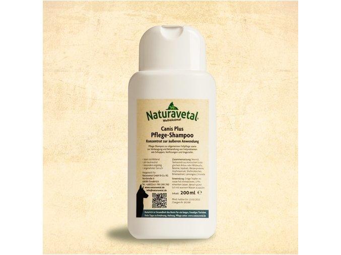 Naturavetal Canis Plus Pečující šampon 200ml