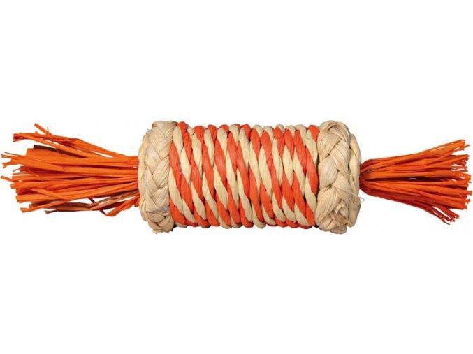 Hračka TRIXIE váleček sisalový 18 cm 1ks
