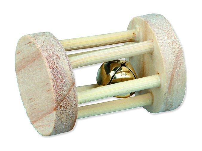 Hračka TRIXIE váleček dřevěný 5 cm 1ks
