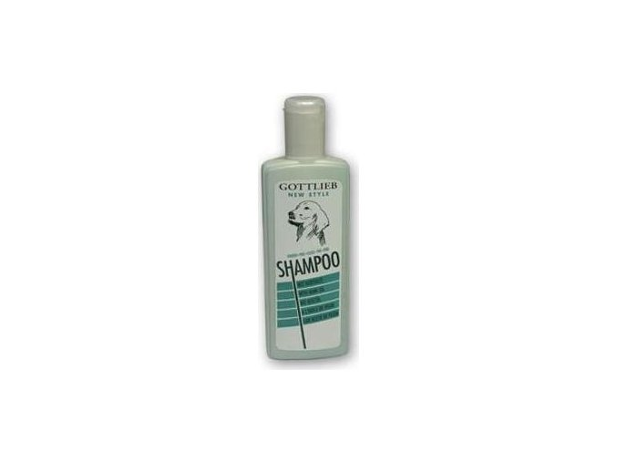 Gottlieb Fichte šampon 300ml - smrkový s makadamovým olejem